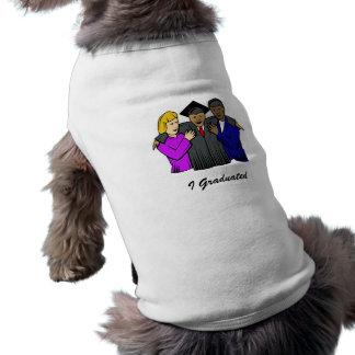 Graduate Pet Shirt