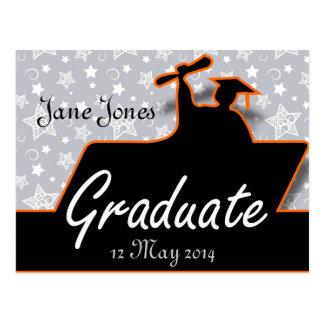 Graduate! Postcard