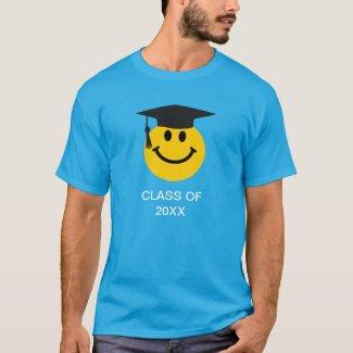 Graduate smiley face