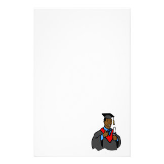 Graduate Thumbs Up Stationery Paper