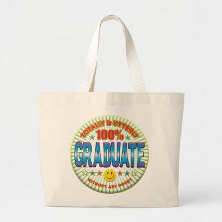 Graduate Totally Jumbo Tote Bag