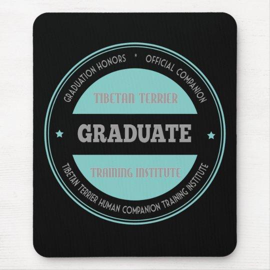 Graduate TTTraining Institute Tiffany Blue Mouse Pad