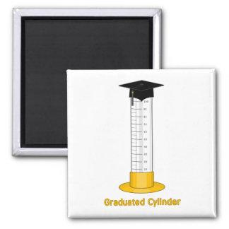 Graduated Cylinder - Refrigerator Magnet