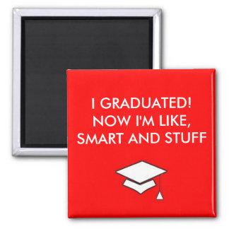 Graduated Square Magnet