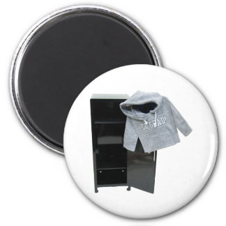 GraduateHoodieLocker051009 Magnet