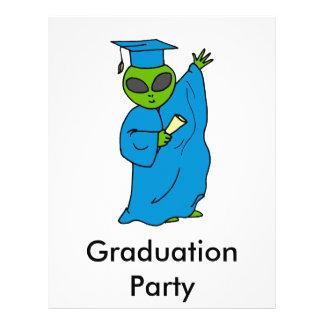 Graduating Alien Flyers