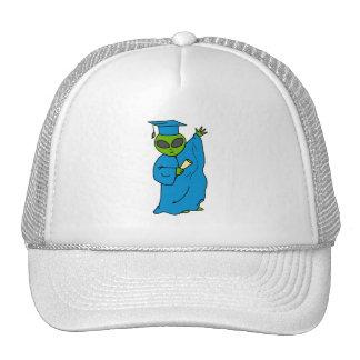 Graduating Alien Hats