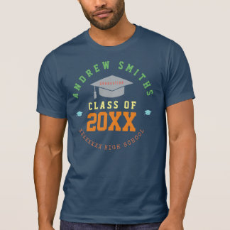 graduating class colors T-Shirt
