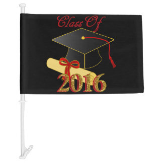 Graduating Class of 2016 Car Flag