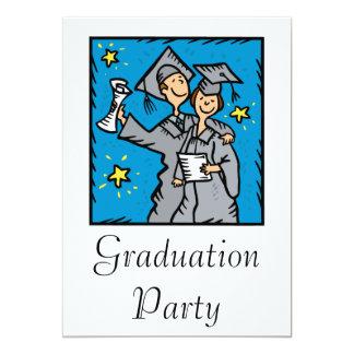 Graduating Couple Card