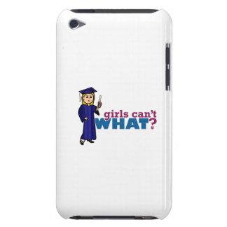 Graduating Girl iPod Case-Mate Case