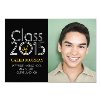 """Graduation Announcement 