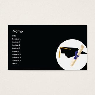 Graduation - Business Business Card