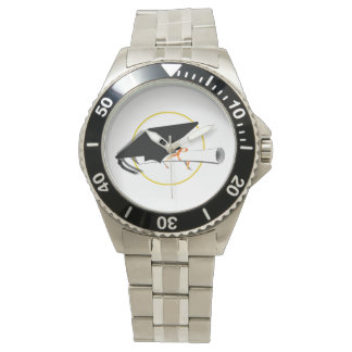 Graduation Cap and Diploma  (Add Background Color) Watch