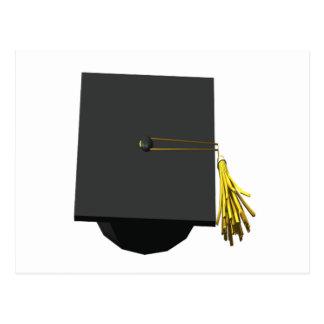 Graduation Cap Postcard