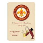 Graduation Celebration Crawfish Boil Party 13 Cm X 18 Cm Invitation Card