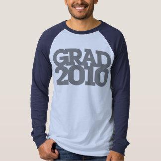 Graduation Class Of 2010 Grey T-Shirt