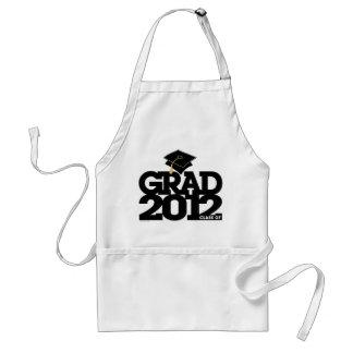 Graduation Class of 2012 Cap Apron