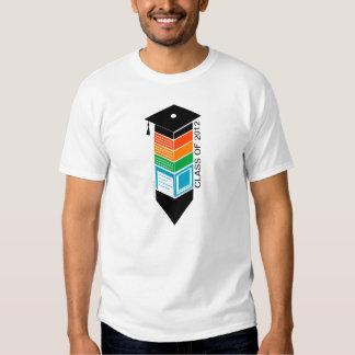 Graduation Class Of 2012 Pencil Cap T-Shirt