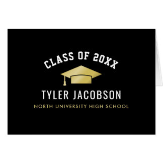 Graduation Class of 2018 | Black and Gold