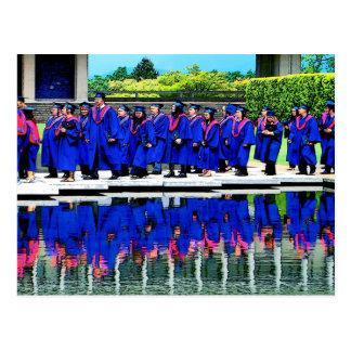Graduation Class of 20XX by Water Postcard