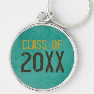 "Graduation ""Class of"" Keychain"