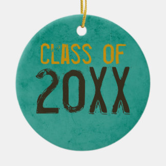 "Graduation ""Class of"" Ornament"