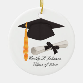 Graduation Class of Ornaments