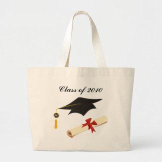 Graduation Class of Jumbo Tote Bag