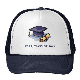 Graduation Congratulations Remember the Past Cap