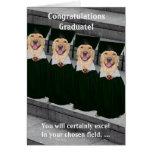Graduation Criminal Justice Greeting Cards