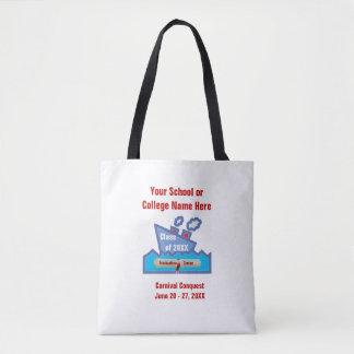 Graduation Cruise Custom Tote Bag