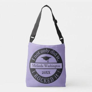 Graduation custom name & year bags