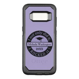 Graduation custom name & year phone cases