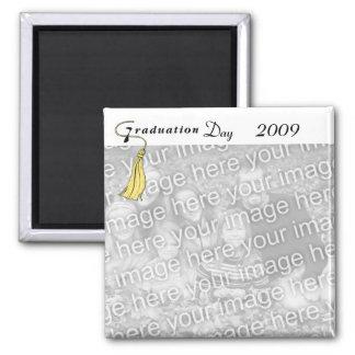 Graduation Day YELLOW Magnet
