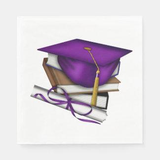 Graduation Disposable Serviettes
