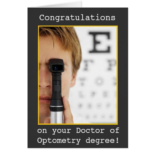 how to become a doctor of optometry