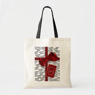 Graduation gift bags for men - Congratulations
