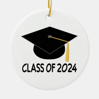 Graduation Gift Class of 2024 Ornament