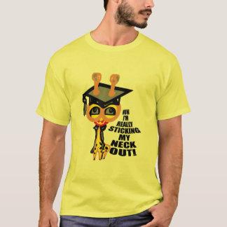 GRADUATION-GIRAFFE T-Shirt