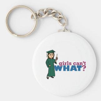Graduation Girls Keychains