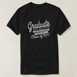 Graduation Graduate Vintage Distressed Gift TShirt