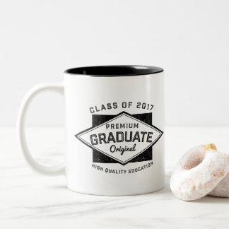 Graduation Graduate Vintage Retro Gift Coffee Mug