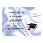 Graduation Granddaughter Post Cards