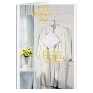 Graduation-Happy Graduation Day Greeting Card