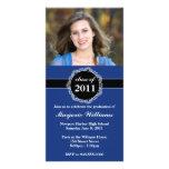 Graduation Invitation Class of 2011 Photo Cards