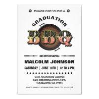 Graduation BBQ Invitations