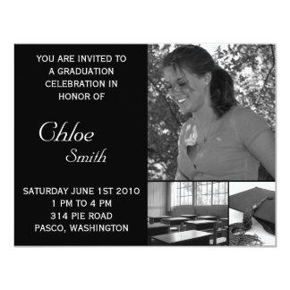 Graduation Invitations Cheap Customizable Photo