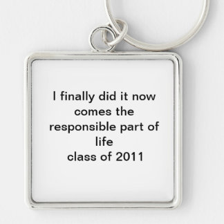 Graduation Key Chain