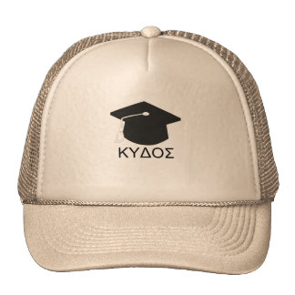 Graduation kudos-B.A. Cap